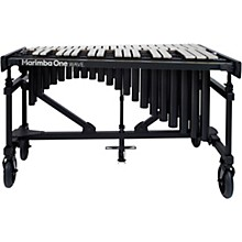 M1 WAVE 3 Octave Vibraphone Silver Bars Field Frame with Motor