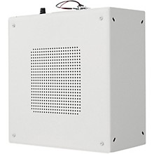 "Atlas Sound M1000 8"" Dual Cone Sound Masking Speaker with Transformer and Enclosure (White)"