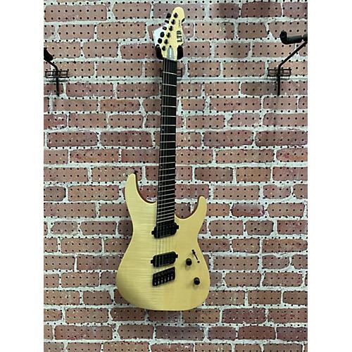 ESP M1000 Solid Body Electric Guitar Natural