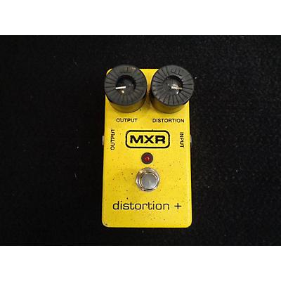 MXR M104 Distortion Plus Effect Pedal