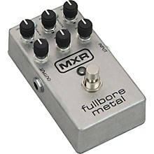 Open Box MXR M116 Fullbore Metal Distortion Guitar Effects Pedal