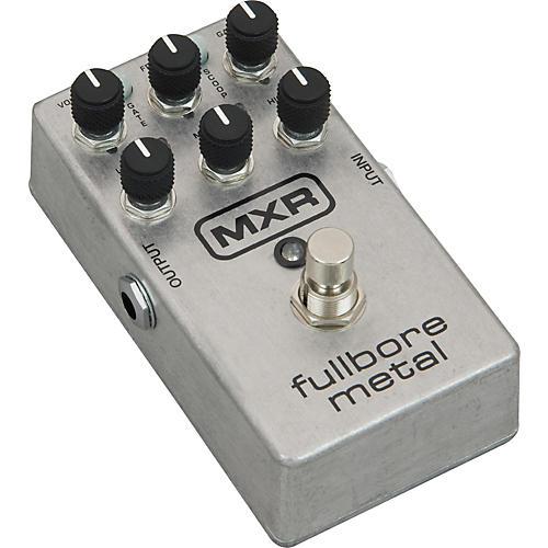 mxr m116 fullbore metal distortion guitar effects pedal musician 39 s friend. Black Bedroom Furniture Sets. Home Design Ideas