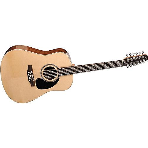 seagull m12 12 string acoustic guitar musician 39 s friend. Black Bedroom Furniture Sets. Home Design Ideas