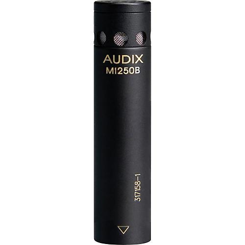 Audix M1250B Miniaturized Condenser Microphone Hypercardioid Standard