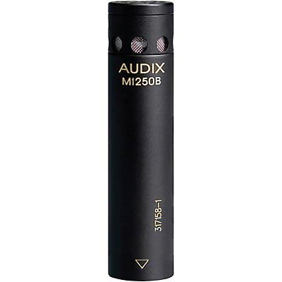 Audix M1250BHC Miniature Hypercardioid Condenser Microphone