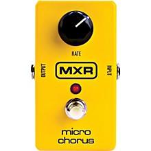 Open BoxMXR M148 Micro Chorus Guitar Effects Pedal