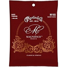 Martin M165 Magnifico Hard Tension Silverplated Strings