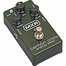 Open Box MXR M169 Carbon Copy Analog Delay Guitar Effects Pedal