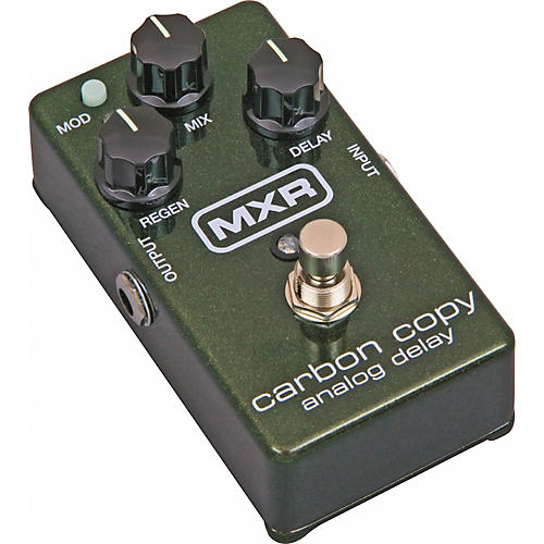 mxr m169 carbon copy analog delay guitar effects pedal musician 39 s friend. Black Bedroom Furniture Sets. Home Design Ideas