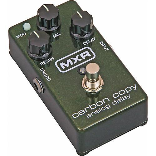 MXR M169 Carbon Copy Analog Delay Guitar Effects Pedal