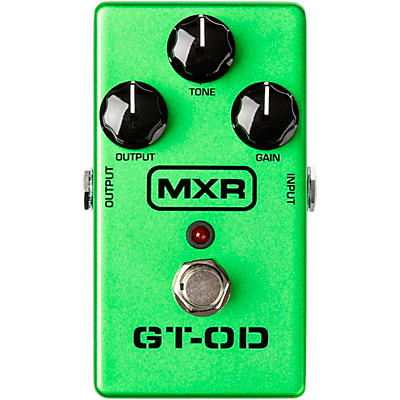 MXR M193 GT-OD Overdrive Effects Pedal