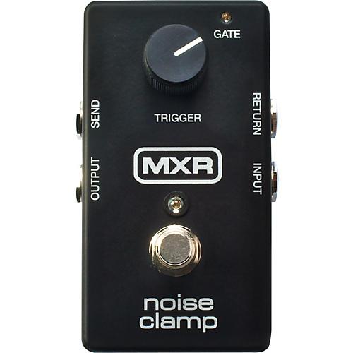mxr m195 noise clamp noise reduction guitar effects pedal musician 39 s friend. Black Bedroom Furniture Sets. Home Design Ideas
