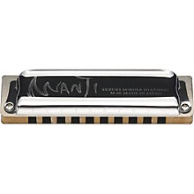 M20 Manji 10-Hole Harmonica LOW F
