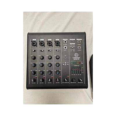 Harbinger M200-BT Powered Mixer