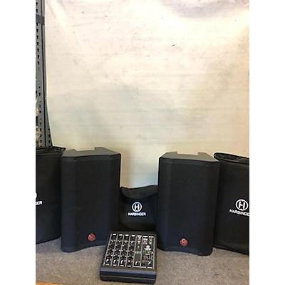 Harbinger M200-BT Powered Speaker