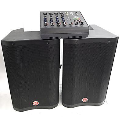Harbinger M200-bT Sound Package