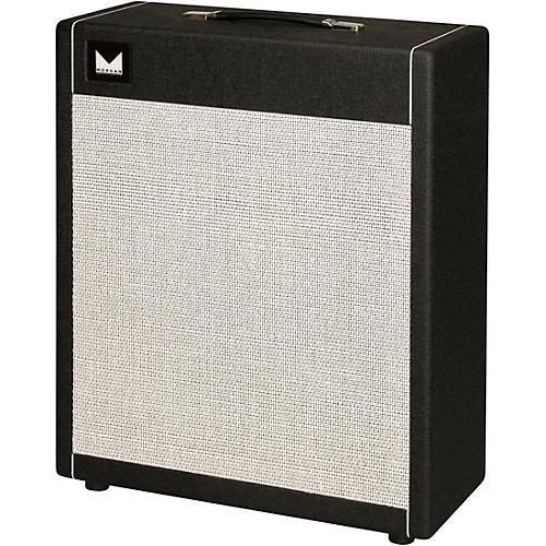 Morgan Amplification M212V Vertical 150W 2x12 Guitar Speaker Cabinet with Celestion Creamback Speakers