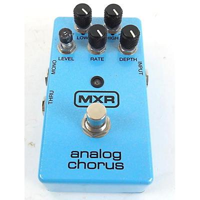 MXR M234 Analog Chorus Effect Pedal