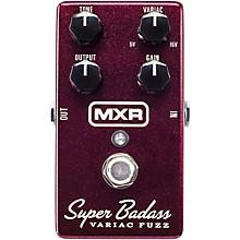 Open BoxMXR M236 Super Badass Variac Fuzz Guitar Effects Pedal