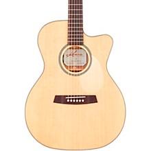 Kremona M25 CW OM-Style Acoustic-Electric Guitar