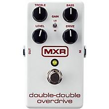 Open BoxMXR M250 Double-Double Overdrive Pedal