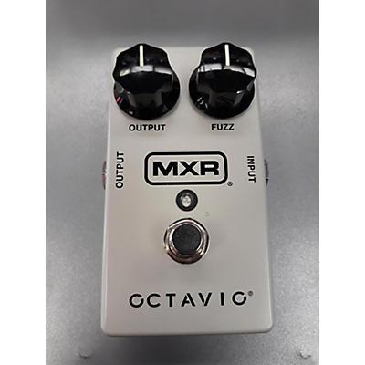 MXR M267 Octavio Fuzz Effect Pedal