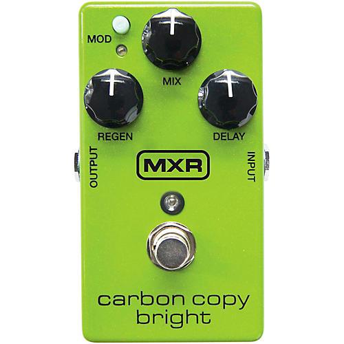 MXR M269SE Carbon Copy Bright Delay Guitar Pedal