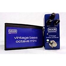 MXR M280 Vintage Bass Octave Mini Effect Pedal