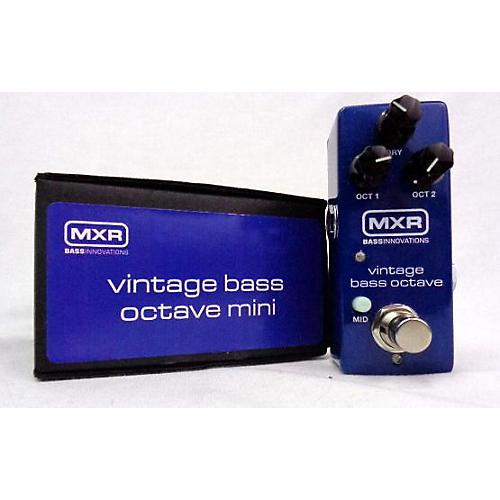 M280 Vintage Bass Octave Mini Effect Pedal