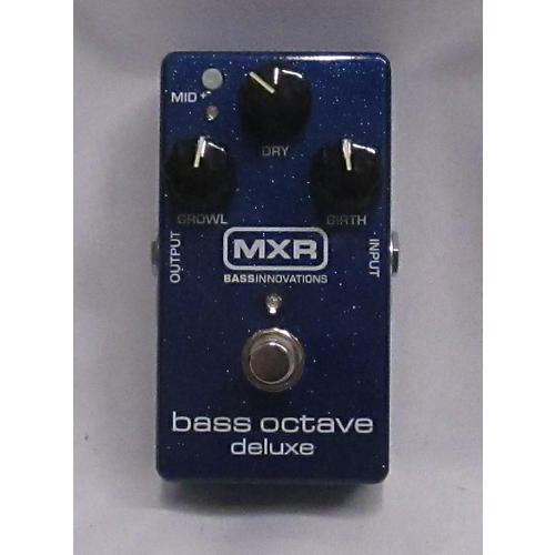 M288 Bass Octave Deluxe Bass Effect Pedal