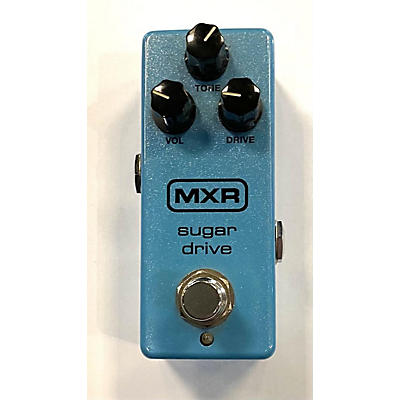 MXR M294 Sugar Drive Effect Pedal