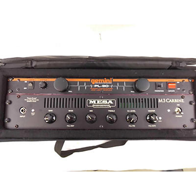 Mesa Boogie M3 Carbine 300W Tube Bass Amp Head
