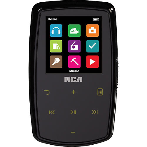 RCA M3904 4GB Digital MP3 Player with Video