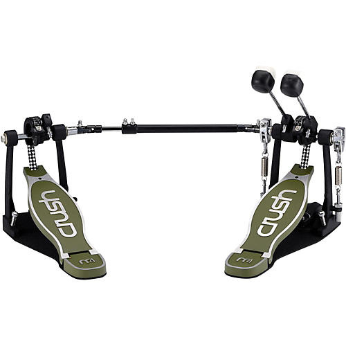 Crush Drums & Percussion M4 Double Bass Drum Pedal with Hard Case