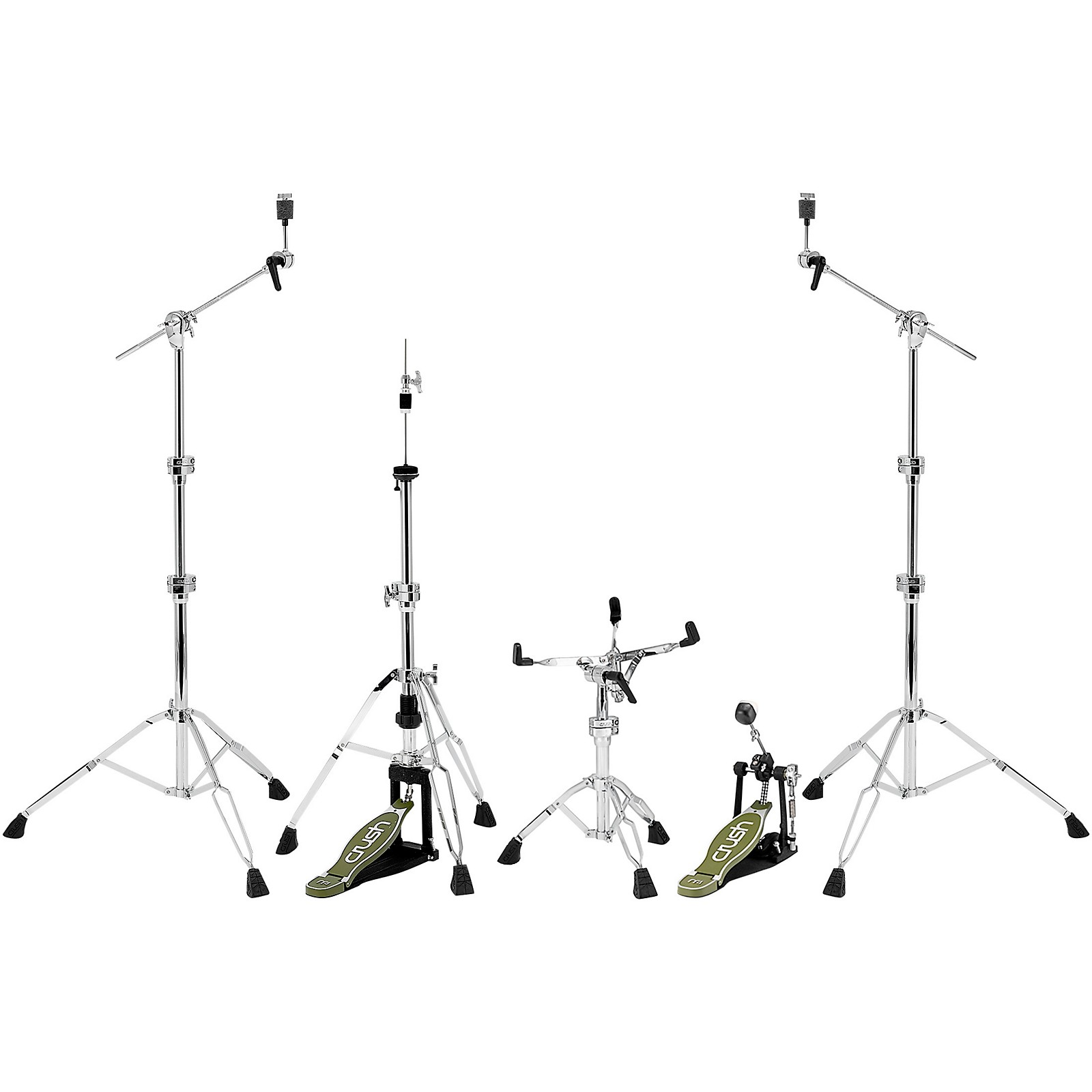 Crush Drums & Percussion M4 Series 5-Piece Hardware Pack