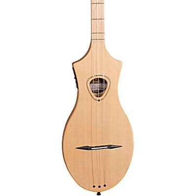 Seagull M4 Spruce EQ Dulcimer Guitar