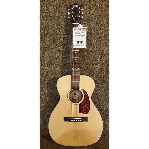 Guild M40 Acoustic Guitar Natural