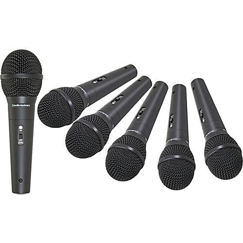 Audio-Technica M4000S Microphone 6-Pack