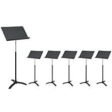 Open BoxManhasset M48 Carton of 6 Music Stands