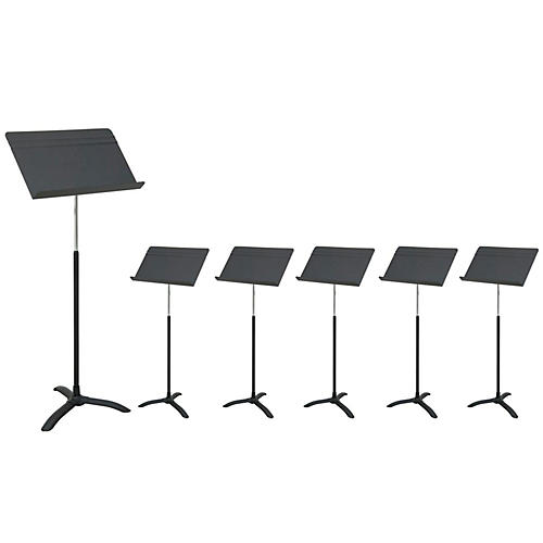 Manhasset M48 Carton of 6 Music Stands Condition 1 - Mint