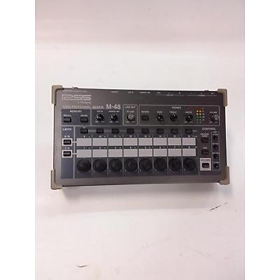 Roland M48 Digital Mixer