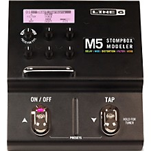 Open Box Line 6 M5 Stompbox Modeler Guitar Multi-Effects Pedal