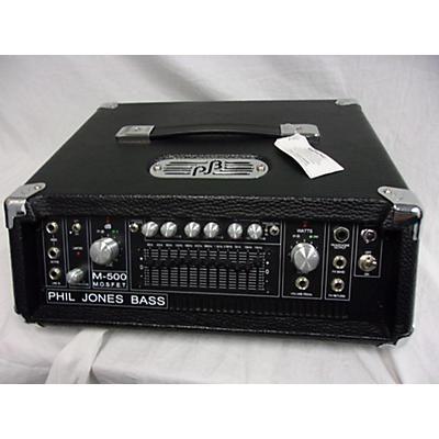 Phil Jones Bass M500 Bass Amp Head