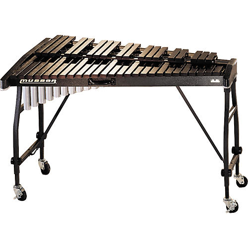 Musser M51 Portable 3.5-Octave Kelon Xylophone With Concert Frame (M51)