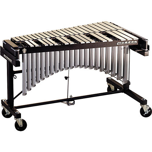 Musser M55 Series Pro Vibe Silver Mallet Percussion