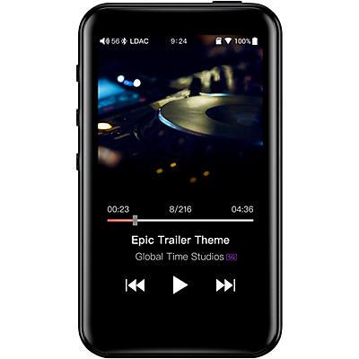 FiiO M6 Portable High-Resolution Lossless Audio Player - Black