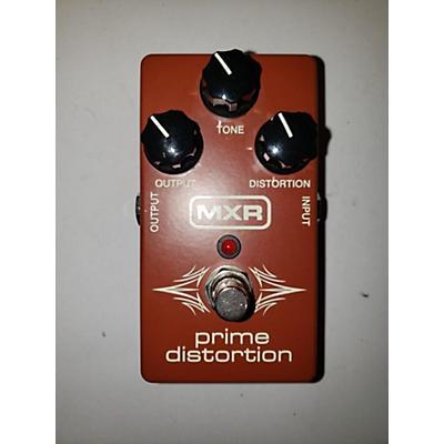 MXR M69 Prime Distortion Effect Pedal