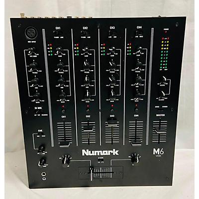 Numark M6USB DJ Mixer