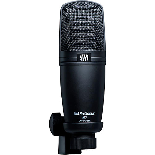 Presonus M7 Cardioid Condenser Microphone Black