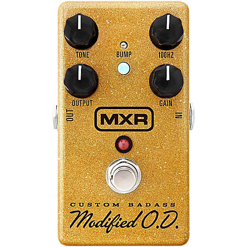 M77SE Special Edition Badass Overdrive Effects Pedal